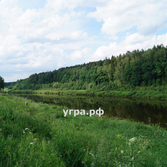 Купить участок у реки Угра