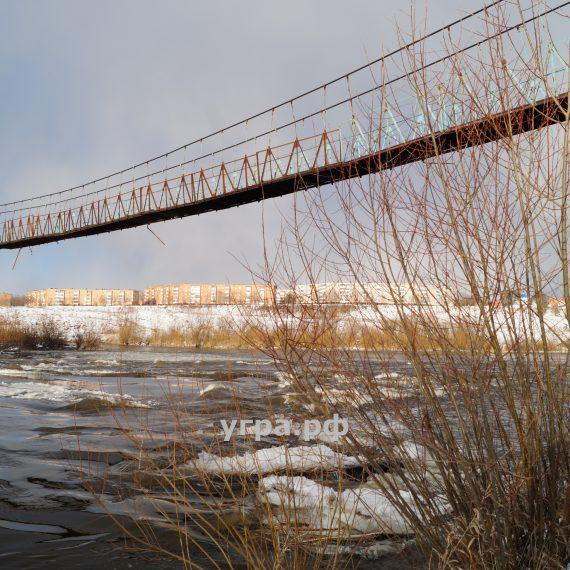 Товарково мост